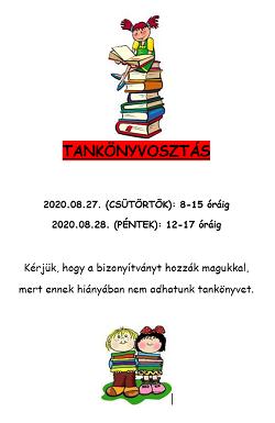 tankönyvosztás honlapra